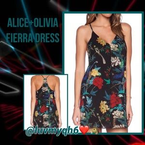 Alice+Olivia Fierra Dress